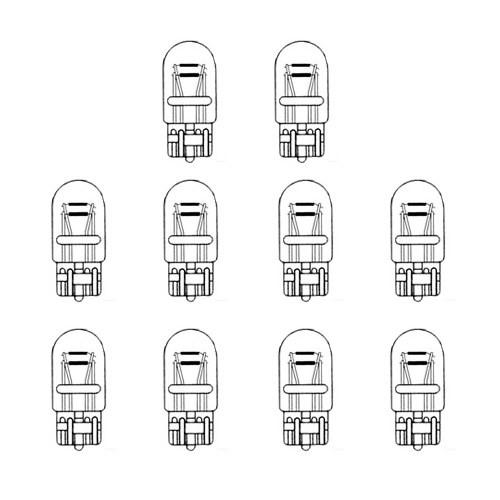 【ケース売り】A0943D 12V18/5W ウェッジベース