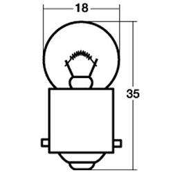 ウインカー球 A4115 6V8W