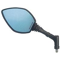 クロス3 ブルー鏡 10mm(ブラック)
