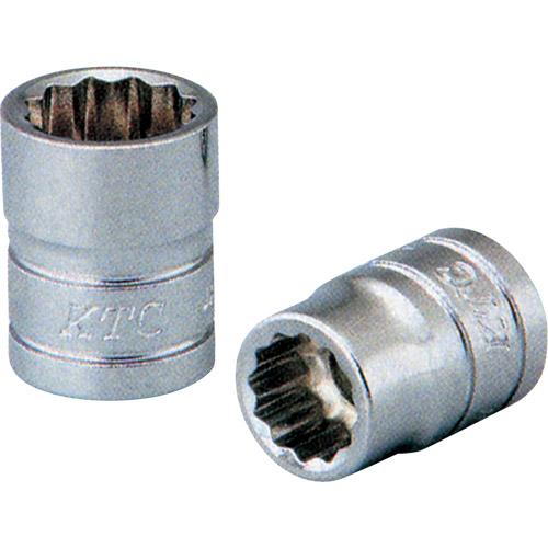 B2-08W 6.3sq.(1/4DR) ソケット(12角) 8mm