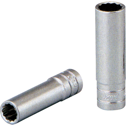 B2L-14W 6.3sq.(1/4DR) ディープソケット(12角) 14mm