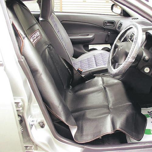 座席シートカバー