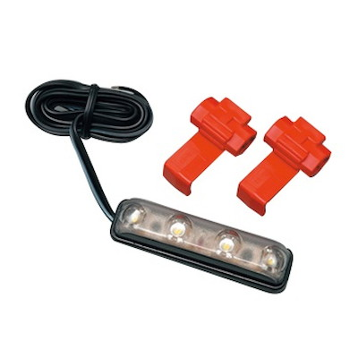 LEDライセンスランプ単体 ビッグバイク対応