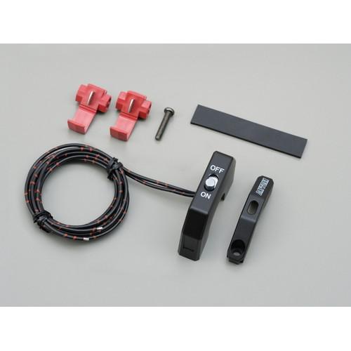 スレンダースイッチ スライドタイプ ブラック