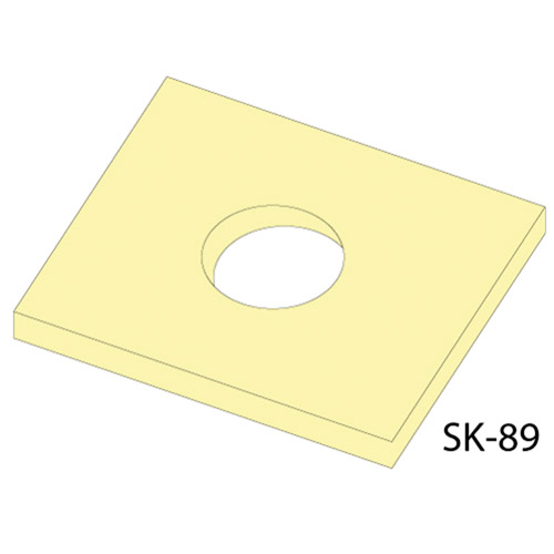 SK-50 シリーズ用クリーナースポンジ