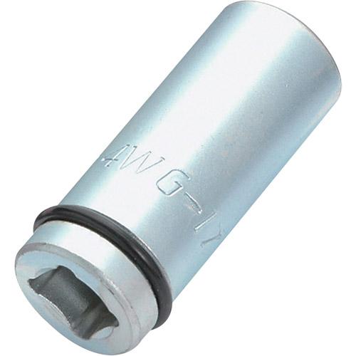 セミロングインパクトソケット 4WG-17 1/2 17mm