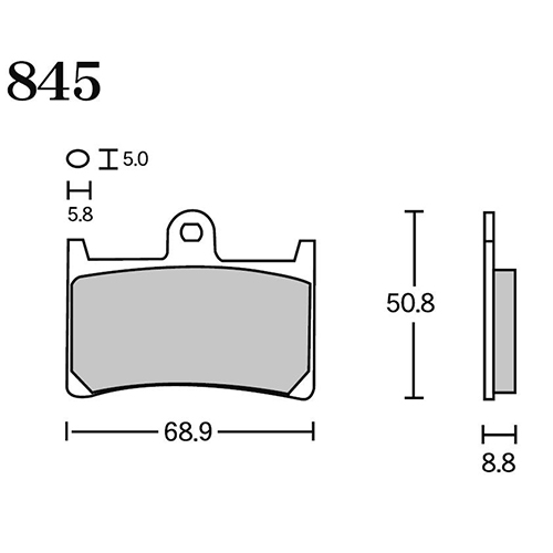 FA5 845