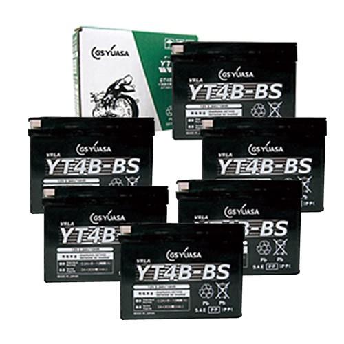 【ケース売り】YT4B-BS