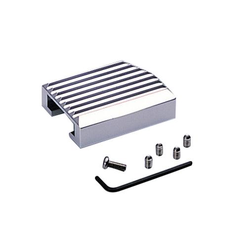 HF5179A-01 ブレーキペダルカバー ポリッシュアルマイト