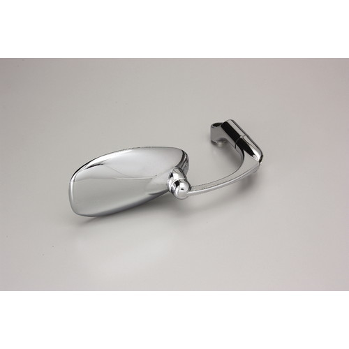 HA6226 ローアングルミラー パパイヤ クロームメッキ