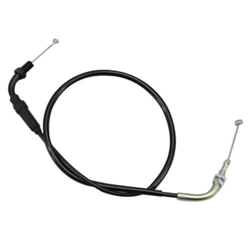 HB6145-10 ロング スロットルケーブル ブラック