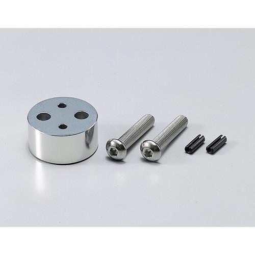 HB0683 ハンドルセッタースペーサーT20 ポリッシュアルマイト