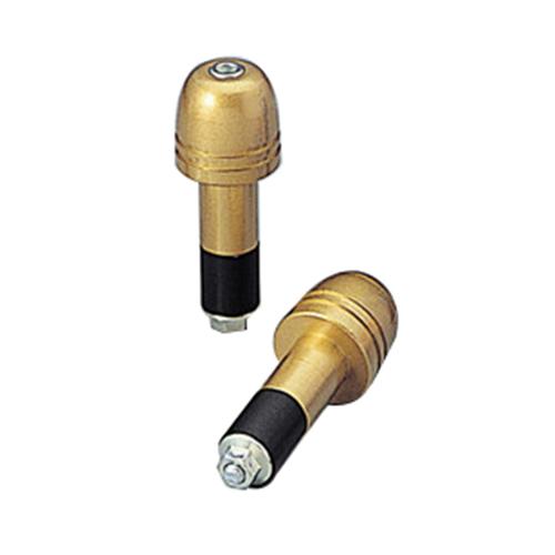 HB0308G φ30砲弾型アルミサイドキャップ ゴールド