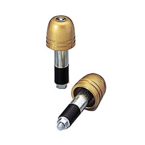 HB0309G φ30砲弾型アルミサイドキャップ ゴールド