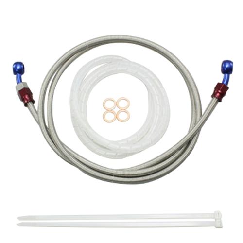 HB7P105 EARLSブレーキホース ステンレスメッシュ
