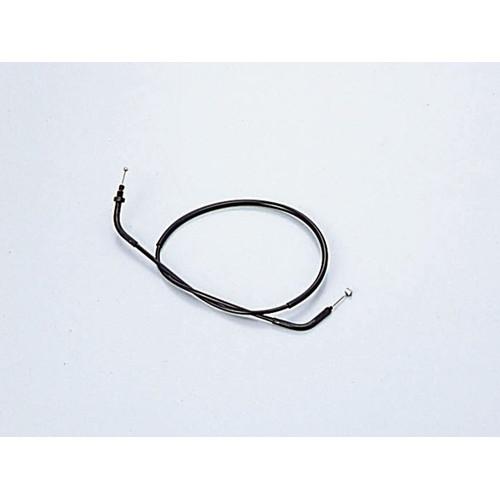 HB6112-10 ロング チョークケーブル ブラック