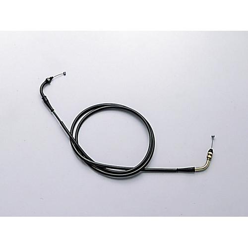 HB6264 ロング スロットルケーブル ブラック
