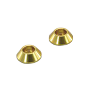 HN1106G M6アクセント ワッシャ ゴールドアルマイト