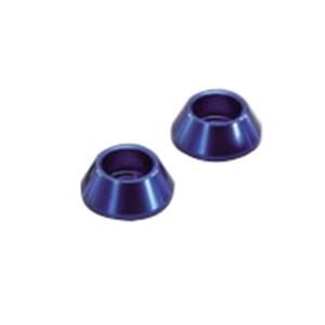 HN1108BU M8アクセント ワッシャ ブルーアルマイト