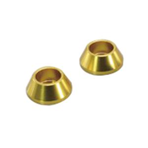 HN1110G M10アクセント ワッシャ ゴールドアルマイト