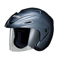ジェットヘルメット M-380 フリー シャイニーグレー