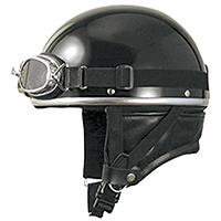 CVX ゴーグル付ビンテージ ブラック