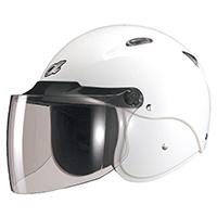 セミジェットヘルメット M-204 フリー ホワイト