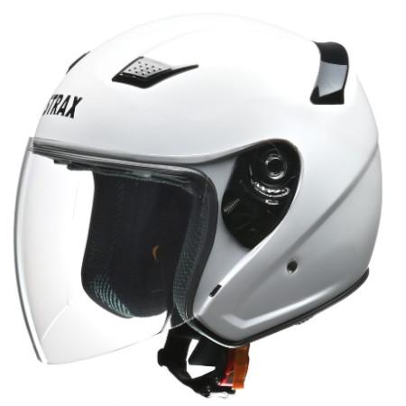 SJ-8 ジェットヘルメット ホワイト L