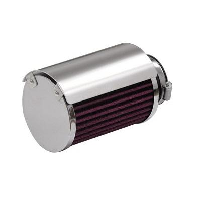 102-058 パワーエアークリーナー ガード付 内径41mm TW/SR/セロー