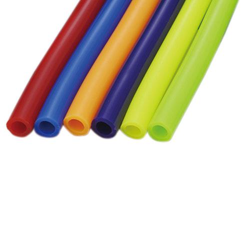 105-0862 ホース 耐油PVC ブルー 内径 6mm/1m