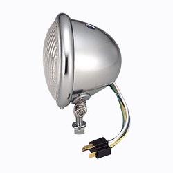 205-085 ヘッドライト ベーツタイプ2 4.5インチ 12V35/35W
