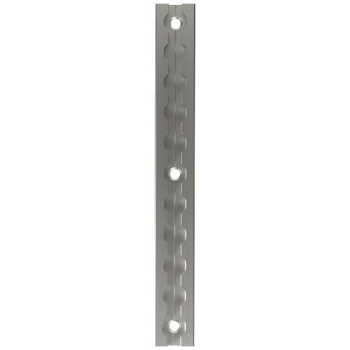 303-0051 ワンタッチレール 285mm シルバー