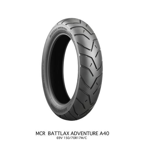 BATTLAX ADVENTURE A40 A40RZ 150/70R17 69V TL