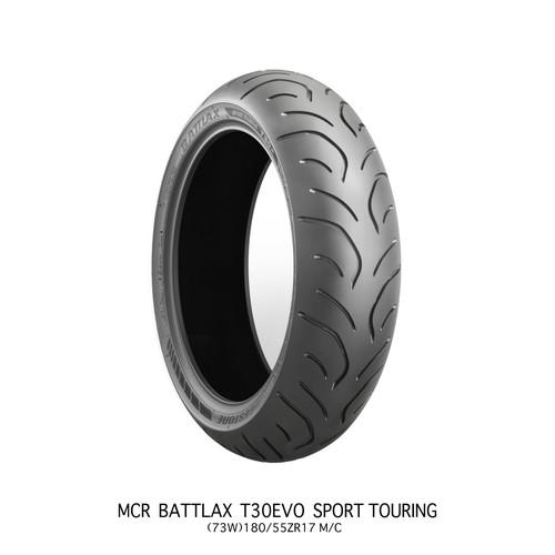 BATTLAX SPORT TOURING T30 EVO T30RAZ 160/60ZR17 M/C(69W) TL