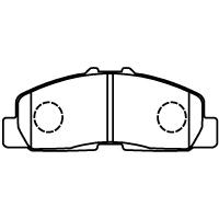 MD129 ブレーキパッド