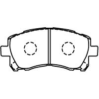 MD145 ブレーキパッド
