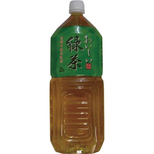 【取扱終了】おいしい緑茶 2L