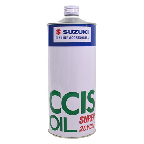 【純正部品】【1本売り】CCISスーパー 2サイクルオイル 1L