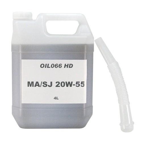 【1個売り】HD MA/SJ 20W-55 4L