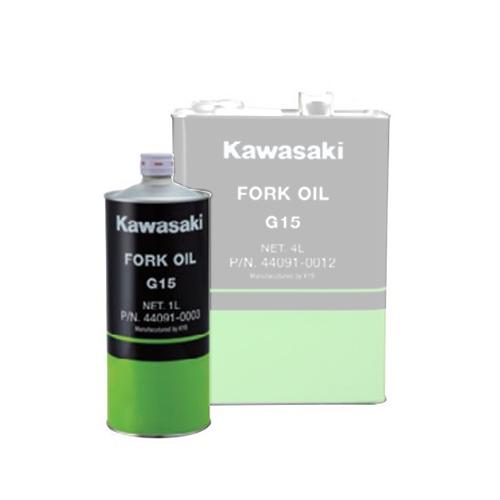 【純正部品】カワサキ フォークオイル G15 1L