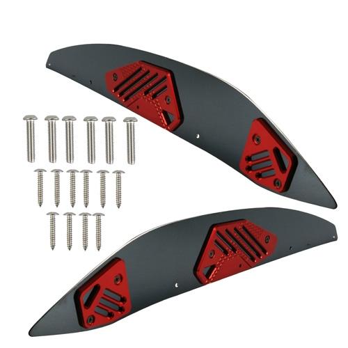 ブラックステン ステップボード PCX レッド