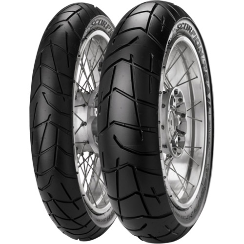 SCORPION TRAIL 110/80R19 59V F TL