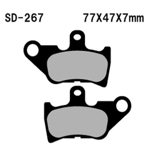 SD-267SN レジンスクーター用ブレーキパッド