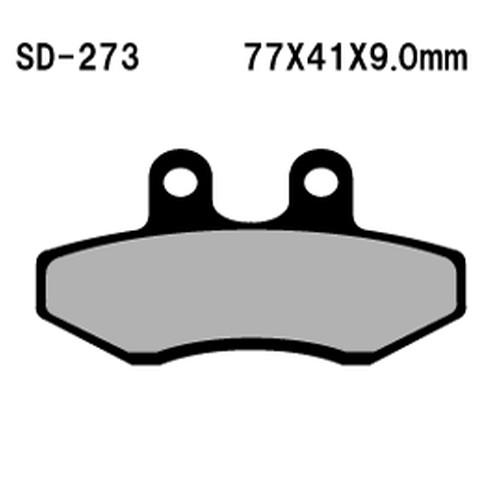 SD-273SN レジンスクーター用ブレーキパッド
