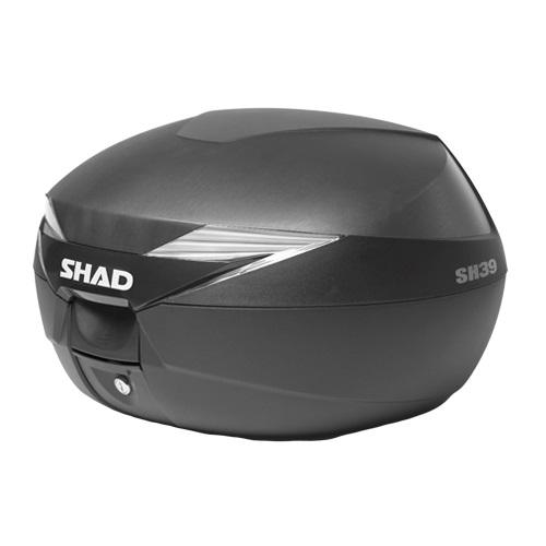 SH39 トップケース 無塗装ブラック