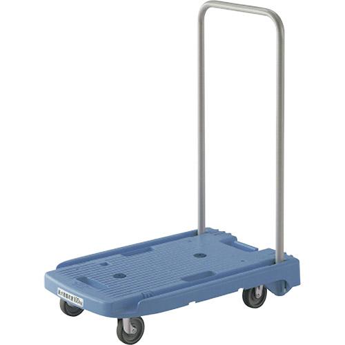 【取扱終了】小型樹脂運搬車こまわり君(省音タイプ) MP-6039N-B