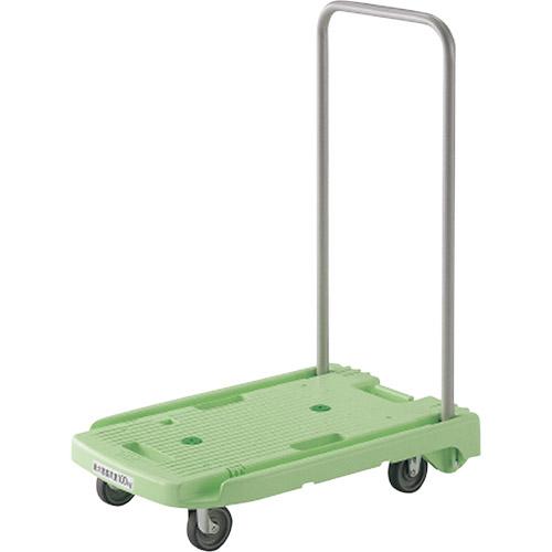 【取扱終了】小型樹脂運搬車こまわり君(省音タイプ) MP-6039N-GN