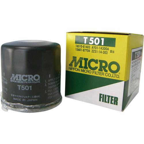 オイルフィルター T501