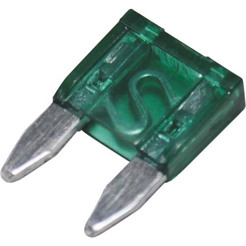 ミニ平型ヒューズ 30A グリーン