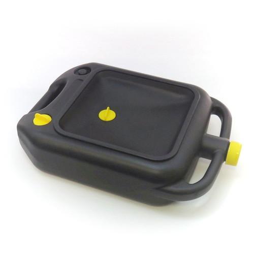 オイルドレンタンク 4L 持ち運び対応